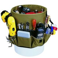 CLC 1119 Product factory & Part Desription: 48 Pocket Bucket Organizer