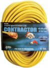 Coleman Cable Model 2688 - Desc : 2688 50 ft Vinyl Extension cord w/ Power Indicator Light, Female End Price per Each