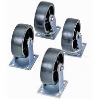 Jobox 1-321990 Product factory & Part Desription: 6 inch CASTER SET FOR & JOBSITE PRODUCTS