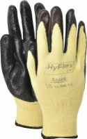 Ansell Model 1150010 Product factory & Part Desription: 11-500-10 HyFlex CR Work Gloves Price per Pair