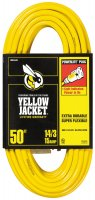 Woods Wire Model 2887 - Manufacturer quick description : : 50FT Yellow Jacket Extension Cord Price per Each