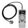 Imada ZTALM1100 Digital Force Gauge with Luminescent EL Display and Button Sensor, 1100 x 1 lb