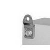 Rittal Corporation 1590000 - Desc : Wall Mounting Brackets 25 mm Width x 8 mm Depth Sheet Steel Zinc-Plated Passivated