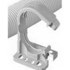 Rittal Corporation 2594000 - Desc : SZ Cable Conduit Holder 36 mm ID Polyamide