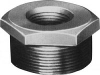 Anvil 0361331408 Hex Bushing, 1inx3/4in, Forged Steel
