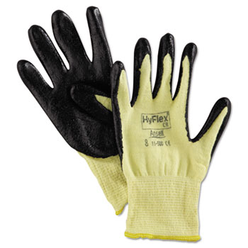 Ansell Model 115008 - Manufacturer quick description : : 11500-8 Medium Pro HyFlex Kevlar Work Gloves Price per Pair - Click Image to Close