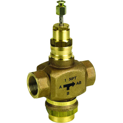Honeywell V5013N1063/U UPC code: 85267193245 PIPE SIZE: 1 INCH, CV: 11.7. 3-WAY, MIXING, WATER/GLYCOL. Classification Commercial Building Controls Item Valves and Valve Actuators