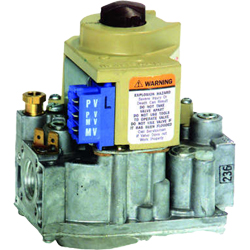 "Honeywell VR8204H1006/U UPC code: 85267112994 INTERMITTENT PILOT GAS VALVE. SLOW OPENING. 1/2"" X 1/2"", REG SET AT 3.5 IN Classification Residential Comfort/Combustion Item Combustion Controls"