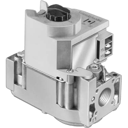 "Honeywell VR8205H1003/U UPC code: 85267113403 DIRECT IGNITION GAS VALVE. SLOW OPENING. 1/2"" X 1/2"", REG SET AT 3.5 IN WC. Classification Residential Comfort/Combustion Item Combustion Controls"