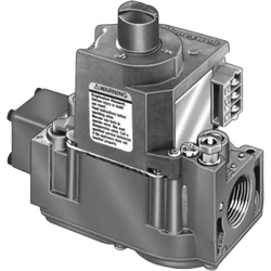 "Honeywell VR8304M3509/U UPC code: 85267114592 INTERMITTENT PILOT GAS VALVE. STANDARD OPENING. 1/2"" X 3/4"", REG SET AT 3.5 Classification Residential Comfort/Combustion Item Combustion Controls"