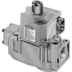 "Honeywell VR8305M3506/U UPC code: 85267114998 DIRECT IGNITION GAS VALVE. STANDARD OPENING. 1/2"" X 3/4"", REG SET AT 3.5IN Classification Residential Comfort/Combustion Item Combustion Controls"