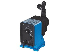 Pulsatron LB02E2-VHC1-I24 Pulsafeeder Series A Plus Electronic Metering Pump Flow Rate
