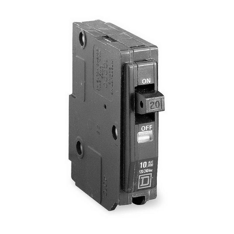 SKU 124037 MDW QO120AS Square D / Schneider Electric - Desc ...