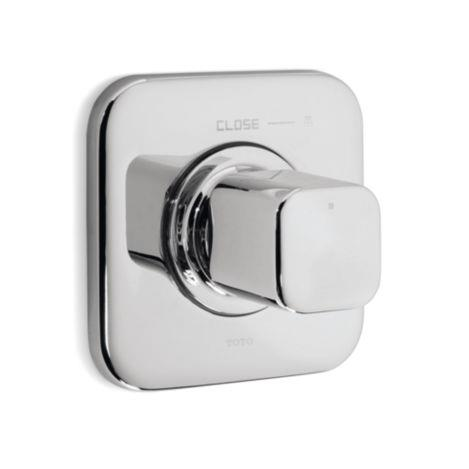 TOTO TS630C2#CP - Desc : Toto Upton One-Way Volume Control Trim, Polished Chrome