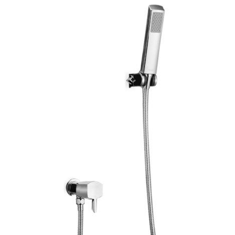 TOTO TS960F1L#CP - Desc : Toto Soire Handshower Set with Lever Handle, 1.75 GPM, Polished Chrome