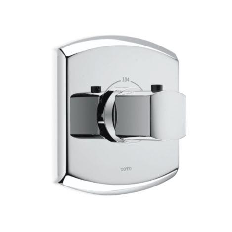 TOTO TS960T#BN - Desc : Toto Soiree Thermostatic Mixing Valve (Trim only), Brushed Nickel