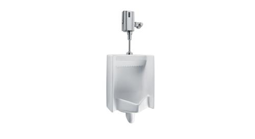 TOTO UT445U#01 - Desc : Toto Commercial Washout High Efficiency Urinal, 0.125 GPF - ADA