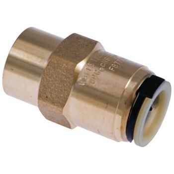 "Watts 0652006 - Manufacturer quick description : : LF4510B-1412 FemConnector3/4Cx3/4FPT Quick-Connect Female Connector UPC: 98268436600 Model LF4510B-1412 Size 3/4"" x 3/4"""