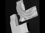 "Complete feature: Wiremold UPC 786776566864 Wiremold Part # 2311DFO-WH Non-Metallic, FiberReady 2"" Radius Full Capacity Flat Elbow, 2300 Series. Size: 5-1/2"" Length, 5-1/2"" Width. PVC, White. Wiremold Classification: Elbows 2311DFO-WH"