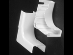 "Complete feature: Wiremold UPC 786776512120 Wiremold Part # 2917FO Non-Metallic, 1-1/4"" Bend Radius Internal Elbow, 2900 Series. Size: 3-1/4"" Length, 2-1/2"" Width. PVC, Ivory. Wiremold Classification: Elbows 2917FO"