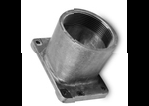 Complete feature: Wiremold UPC 786564079613 Wiremold Part # 2HUB Conduit Transition Hub, Size: 2 Inch, Material: Die Cast Zinc, Includes Gasket and Mounting Screws. Wiremold Classification: Floor Box - Service Fittings 2HUB