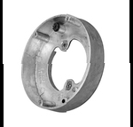 Complete feature: Wiremold UPC 786564515470 Wiremold Part # 439 Attaching Ring, Diameter: 4 Inch, (4) #6-32 Screws Included, Material: Polycarbonate, For Use With Wiremold® Source I Series Flush Activations. Wiremold Classification: Floor Boxes - Round 439