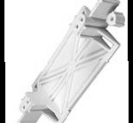 "Complete feature: Wiremold UPC 786776050127 Wiremold Part # 5007C Non-Metallic, Device Bracket, 5000 Series. Size: 3-11/16"" Length, 2"" Width, 1-1/8"" Height. PVC, Ivory. Wiremold Classification: 1-Gang Device Brackets & Plates 5007C"