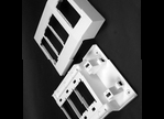 Complete feature: Wiremold UPC 786776059168 Wiremold Part # 5550A4WH Raceway Offset Mounting Device Bracket, 5500 Series, Steel, White Wiremold Classification: Connectors, Adaptors 5550A4WH
