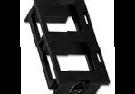 "Complete feature: Wiremold UPC 786776143157 Wiremold Part # CM2-U2KEYA-BK Non-Metallic, 2A, Dual Unloaded Keystone Module. Size: 0.57"" x 0.76"". Black Wiremold Classification: Keystone Modules CM2-U2KEYA-BK"