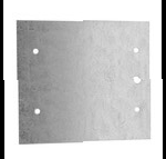 Complete feature: Wiremold UPC 786564519461 Wiremold Part # DGT-B 2-Gang, Upper Panel Device Plate, Metallic, Device Type: Blank. For use with AF Series Raised Floor Boxes. Wiremold Classification: Compartment Box - Device Plates DGT-B