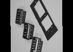 Complete feature: Wiremold UPC 786776175325 Wiremold Part # OFR47-U2A OFR Extron MAAP-2A Combo Device Plate, Steel. Combination Device Plate That Will Accept Up To Two (2) Extron Electronics MAAP-Style Plates and Up To Two (2) Ports of Communications... Wiremold Classification: Device Plates OFR47-U2A