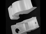 "Complete feature: Wiremold UPC 786776016239 Wiremold Part # PN10F86V Non-Metallic, Drop Ceiling Connector, PN10 Series. Size: 4-3/8"" Length, 2-1/2"" Width. PVC, Ivory. Wiremold Classification: Connectors / Adaptors PN10F86V"