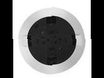 Complete feature: Wiremold UPC 786564067382 Wiremold Part # RC7ATCAL Poke-Thru Device, Flush, Assembled Unit, Non-Metallic Cover, Color: Black with Brushed Aluminum Flange. Diameter: 7 Inch. Depth: 16-1/2 Inch. Includes: Duplex Receptacle (20 Amp, 1... Wiremold Classification: Assembled Units RC7ATCAL