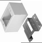 "Complete feature: Wiremold UPC 786776548051 Wiremold Part # V2444D Steel, 1-Gang, Divided Over Raceway Box, 2400 Series. Size: 2-3/4"" Depth. Ivory. Wiremold Classification: 1-Gang Device Boxes V2444D"