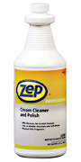 Zep Professional R00201 - Manufacturer quick description : : Cream Bathroom Cleaner & Polish 32-oz Price per Case Of 12