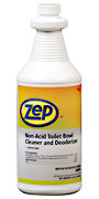 Zep Professional R00301 Product specifications from Manufacturer: : Nonacid Bowl Cleaner 32-oz Price per Each