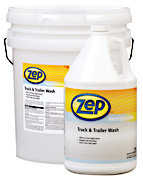 Zep Professional R08085 - Desc : Truck And Trailer Wash 55 Gal. Price per 55 Gallon
