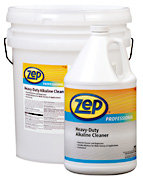 Zep Professional R08585 - Desc : Heavy-Duty Alkaline All-Purpose Cleaner and Degreaser 55 Gal. Price per 55 Gallon