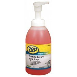 Zep Professional R27701 MDW product details: Foaming Antibacterial Hand Soap 550 mL Price per Case